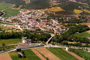 Vista Aerea Espinosa de Henares