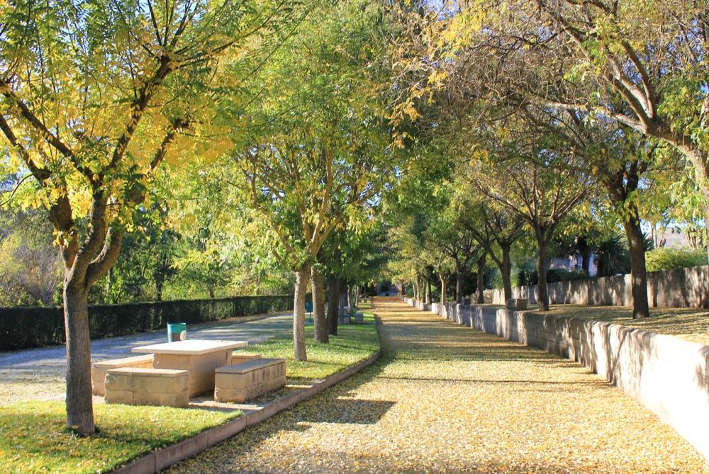 parque Espinosa